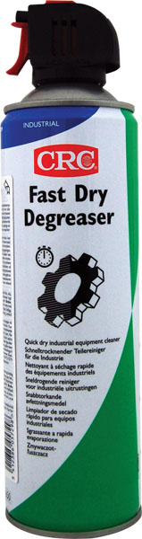 FAST DRY DEGREASER 500 ML CRC 10227